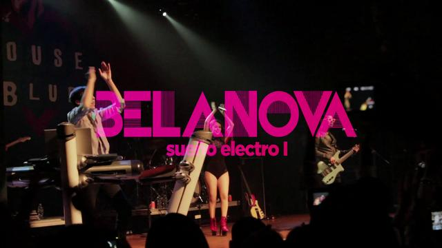 Belanova Sueño Electro Tour USA 2010 - PREVIEW