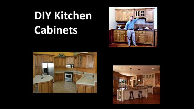 Wood Work Plans Building Your Own Kitchen Cabinets Pdf Plans