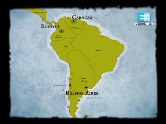 Historia de un país   01. La formación de un país