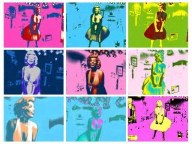 Marilyn Monroe videoposter