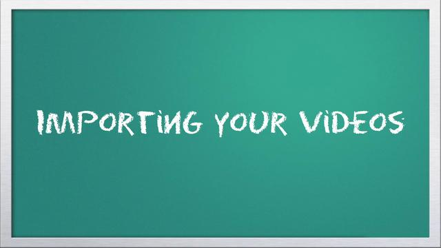 Video 101: Importing your videos with Windows Live Movie Maker