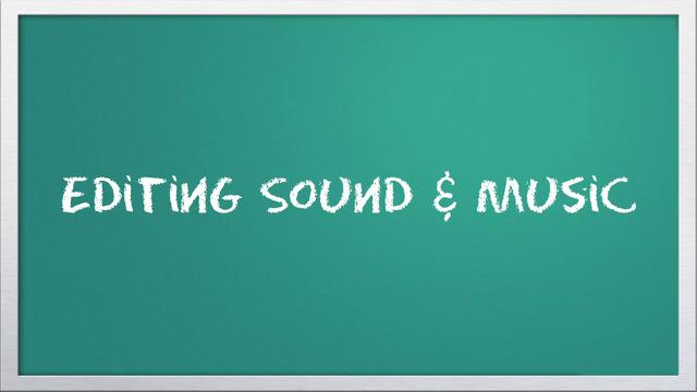 Video 101: Editing sound & music with Windows Live Movie Maker