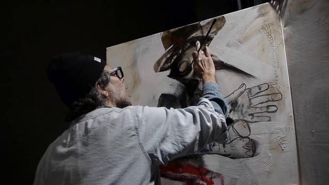 Video | Jaybo Live Painting at Soto