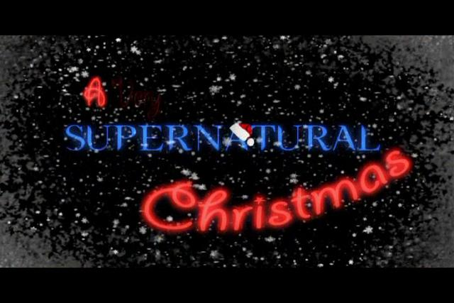 Very Supernatural Christmas