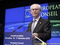 European Council – December 2010: Press conference