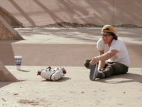 Edit of Matty Schrock skating the new NIMH White Shamans in Phoenix Arizona.  Filmed and edited by Jon Jenkins