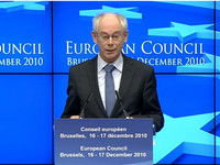 European Council – December 2010: Press conference Day 2