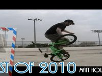 MATT HOLDRON BEST OF 2010