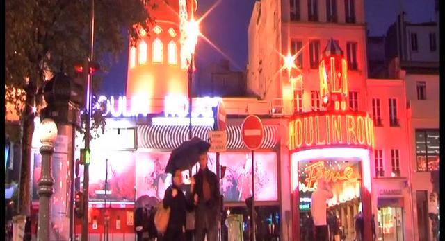 PARIS UNDERGROUND: exploring urban scenes