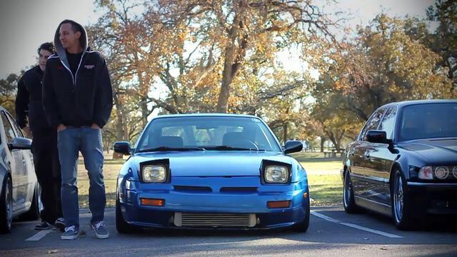 Bear Creek Park Car Meet 12/12/10