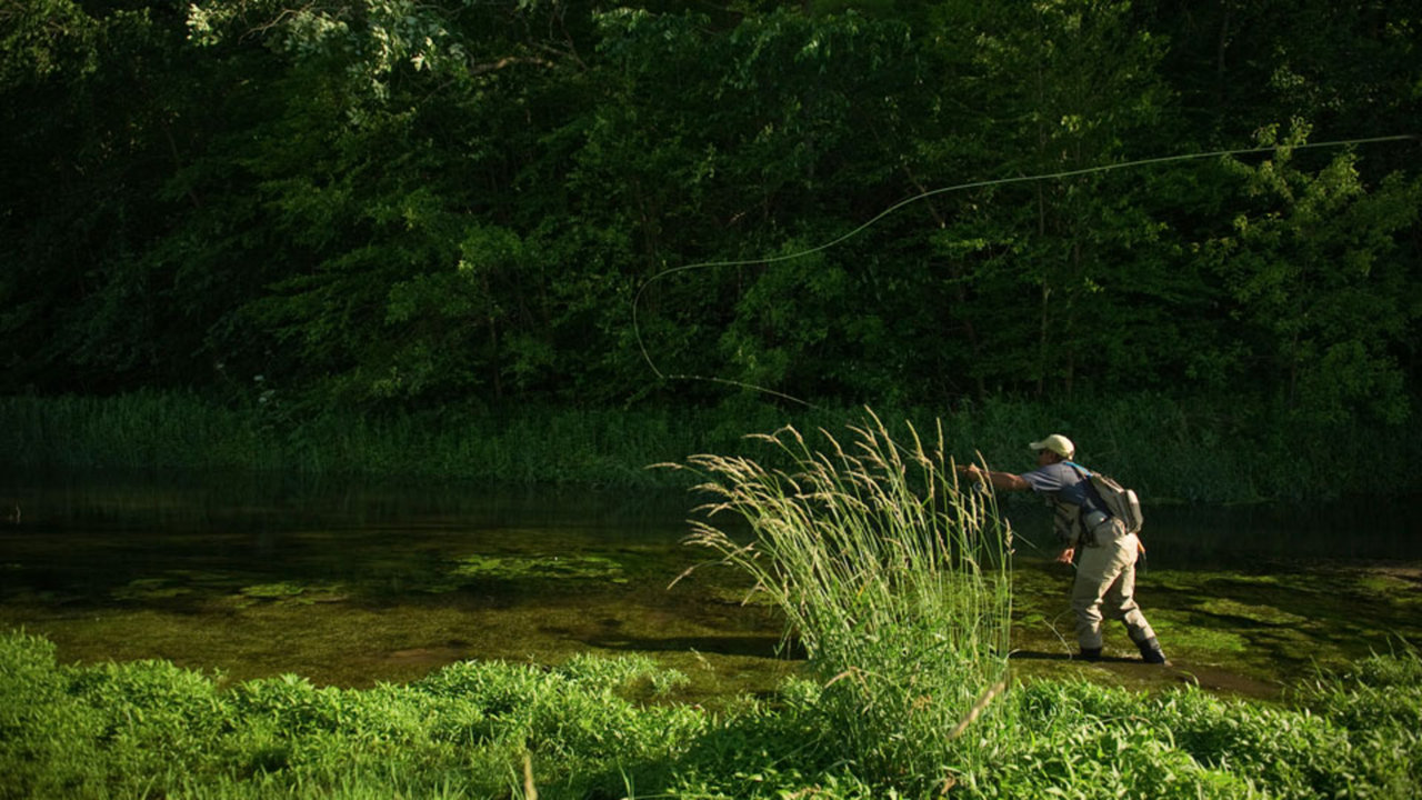 Fly fishing climate wisconsin on vimeo for Fishing in wisconsin