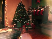 l'attaque des cadeaux de Noël