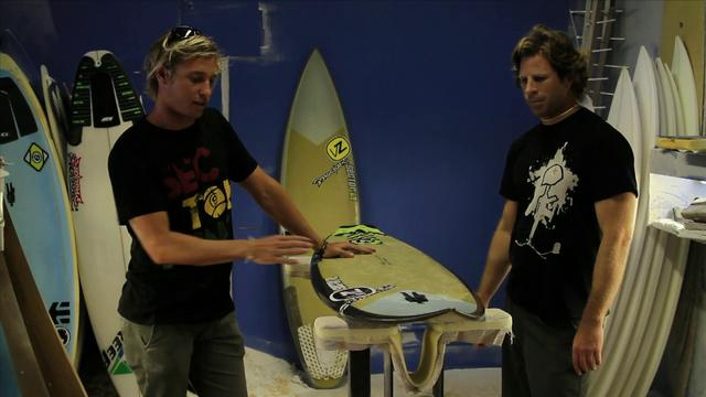 Proctor Titanium Series Board Talk with Jarrah