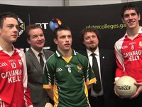 First All Star for St Joseph's Donaghmore