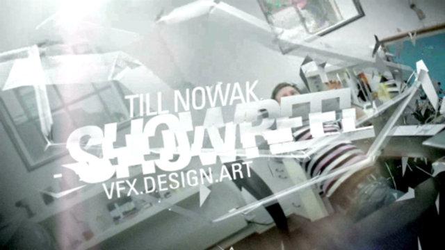Till Nowak: Showreel 2010