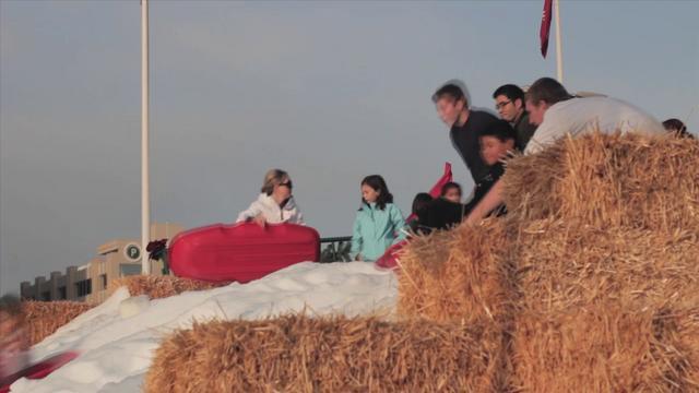 Snow Kid Smiles On Vimeo
