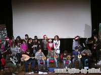 Η Χριστουγεννιάτικη εκδήλωση (23-12-2010)