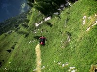 The Need 4 Speed: The Art of Flight A collection of shots from flights made during the 2009-2010 season by the talented group of wingsuit basejumpers, while flying the V3, Hybrid LD2/Trango rigs and testing several new V-series wingsuit prot...