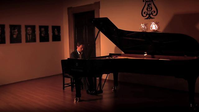 Chopin - Scherzo nr 1 in b minor - Alessio Nanni