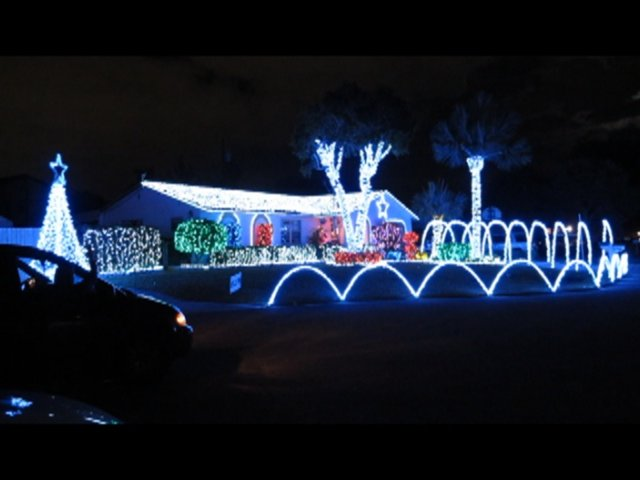 neighborhood christmas lights rocklin ca