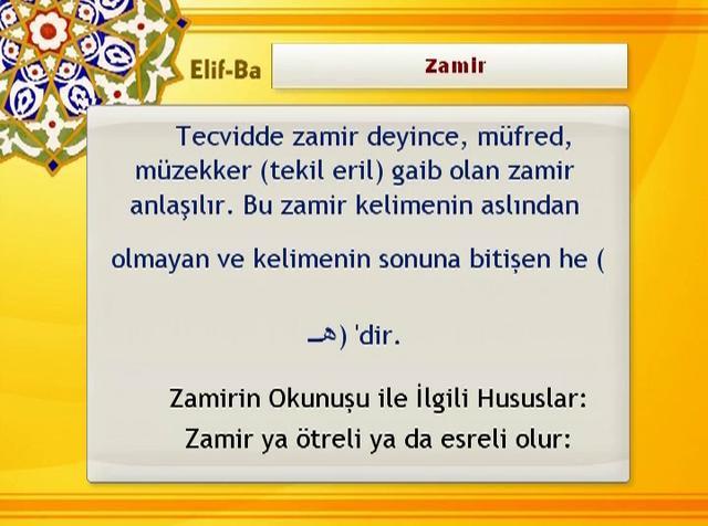 30 – Zamir