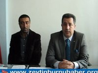 Türikye Partisinden Z.Burnuspor'a destek