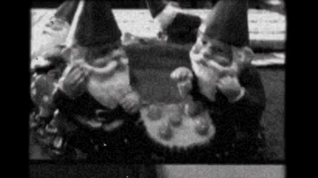 Old Gnomes.... Christmas 1910