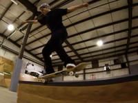Nate Keegan at Subliminal Skatepark