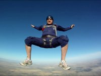 Skydive - My 6th Freefly jump