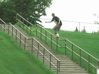 ACHOSEN-FEW.COM wanted everyone to have a special gift waiting for them Christmas morning. Happy Holidays!! Apart from Sean Knight being a very talented and well rounded skater he is also one of the most motivated and reliable skaters I have...