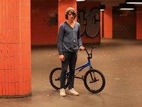 Kristian Buchheim BMX Flatland