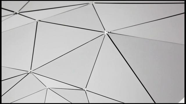 TESSEL . Kinetic Sound Installation by David Letellier + Lab(au)