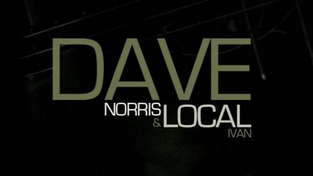 "OTTAWA'S VOICE BOX: ""THE DEAD"" - Dave Norris & Local Ivan (2010)"