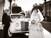 Andrew and Monica: A Wedding at the Phoenician in Phoenix Arizona