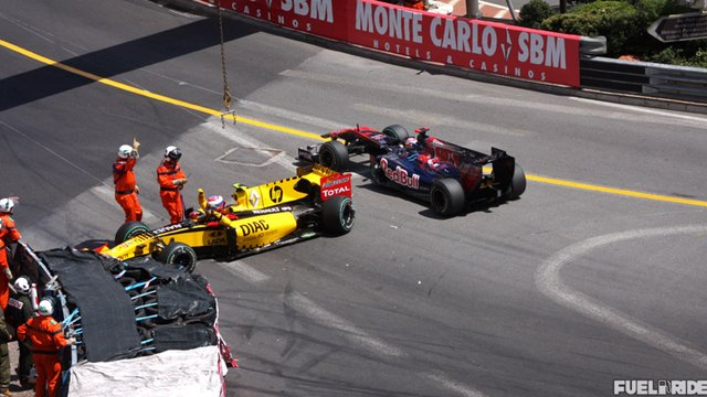 Monaco Formula 1 Grand Prix 2010 Highlights