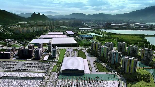 Rio 2016 Master Plan - Olympic City