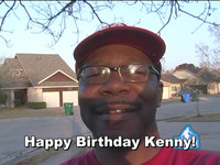 Today's Riding December 29, 2010 Happy Birthday Kenny!