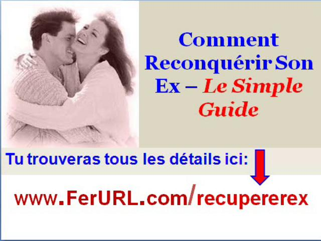 comment reconquerir son ex r cup rer son ex couples on vimeo. Black Bedroom Furniture Sets. Home Design Ideas