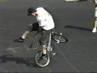 Trevor Meyer - Hard Core Sick Flatland