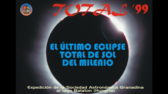 Eclipse Total de Sol 11/08/1999