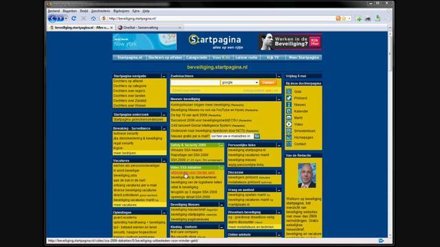 Alles over beveiliging.startpagina.nl on Vimeo