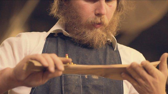 Blair Sligar, Woodworker by Grain & Gram