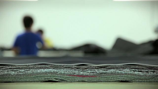 Video: The Making of WeSC Denim