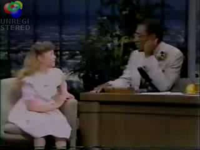 Bill Cosby On Tonight Show