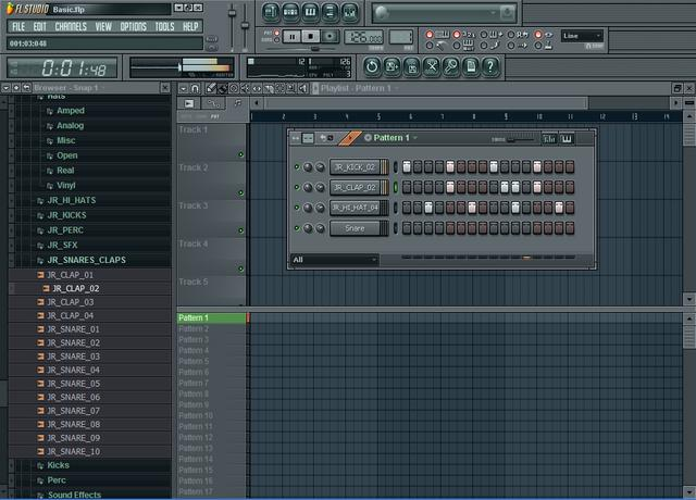 how to add a channel to fl studio mixer