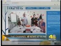Nog Pong on LA News