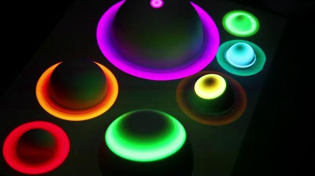 Rainbow Domes