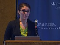 Masters in Public Administration in Environmental Science and Policy Fall 2010 Final Briefings—Janelle Sommerville