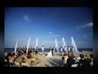 Indian River Life Saving Station wedding
