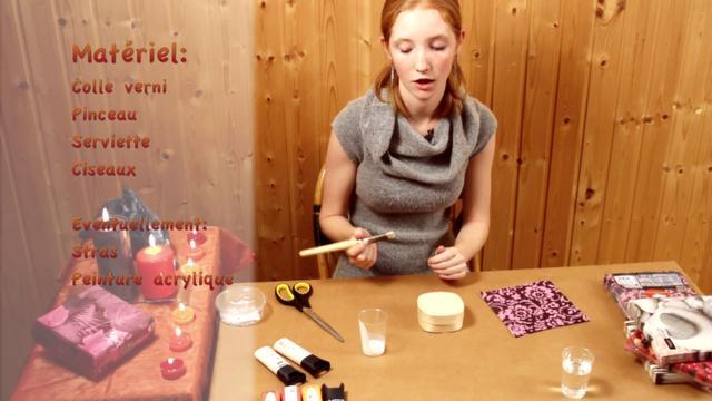 Comment faire un bricolage avec des serviettes on vimeo - Comment faire un bricolage facile ...